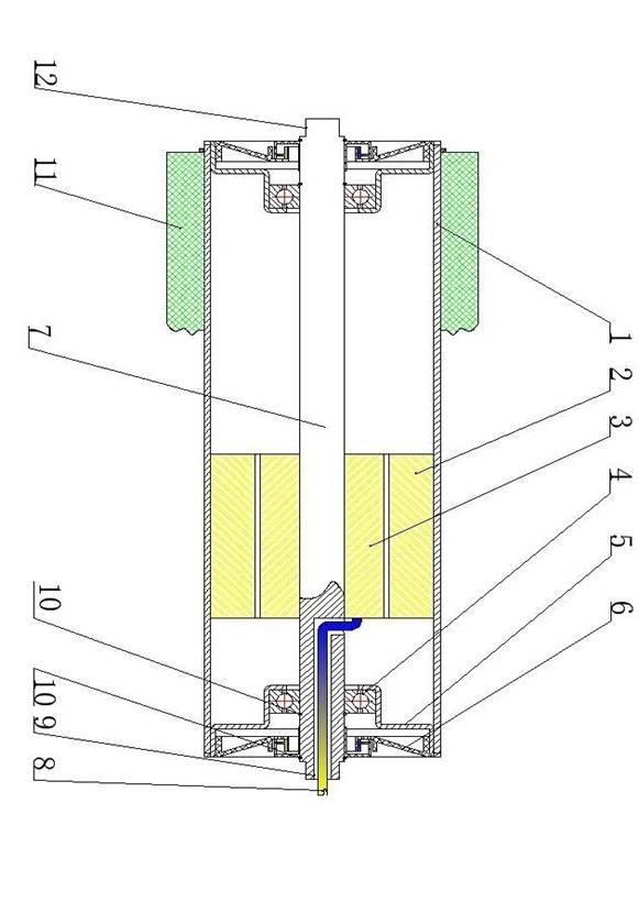 钢管束混凝土组合结构